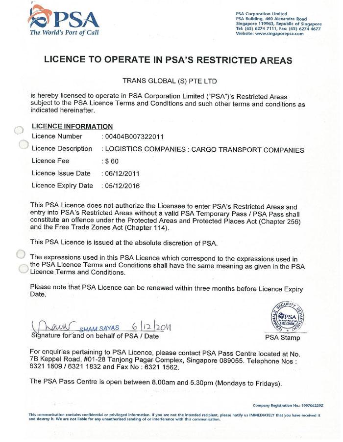 TGS---PSA-license-page-001 Sc 1 Th 255  sc 1 st  pezcame.com & Psa Door Licence \u0026 PSAPSA Custom License Plates Have Been Disabled ...