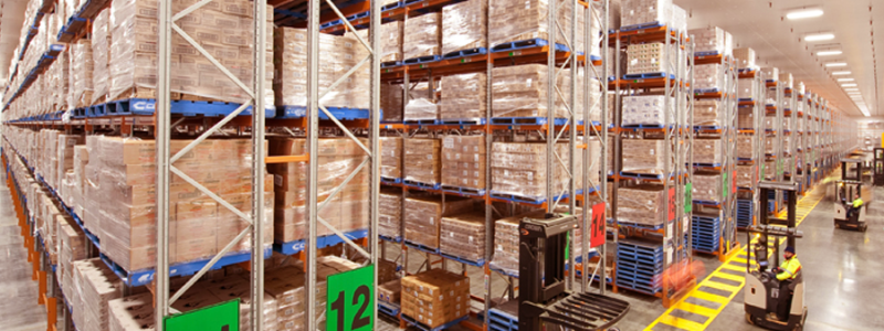 Warehousing-&-Project-Handling